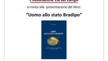 """Presentazione libro """"Uomo allo stato Bradipo"""""""
