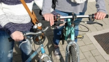 Mobilità sostenibile al Calabrone!