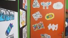 Dipingere la propria aula per imparare meglio